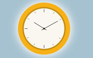 Кто подписывает табель учета рабочего времени?