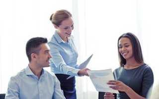 Доверенность на временно исполняющего обязанности директора
