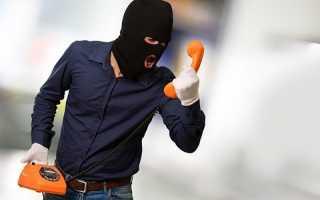 Является ли преступлением угроза по телефону