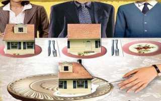 Исковое заявление о разделе наследственного имущества