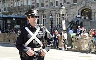 Работа в полиции как устроиться работать полицейским