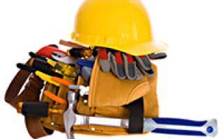 Виды строительных материалов не подлежащих возврату
