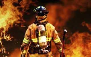 Профессия пожарный описание история обучение профессии SYLru