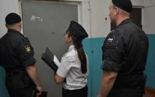 Как производится арест имущества должника судебными приставами
