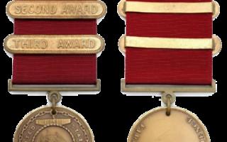 Медаль За безупречную службу Википедия
